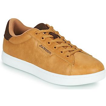 Skor Herr Sneakers Kappa TCHOURI Brun
