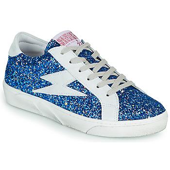 Skor Dam Sneakers Semerdjian OSLO Blå