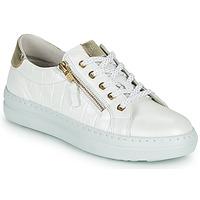 Skor Dam Sneakers Dorking VIP Vit / Silver