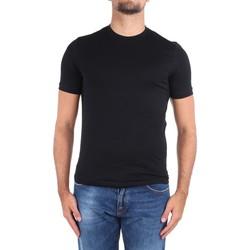 textil Herr T-shirts Cruciani CUJOSB G30 No Colour