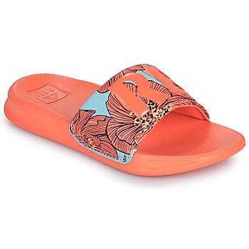 Skor Flickor Flipflops Reef KIDS ONE SLIDE Orange