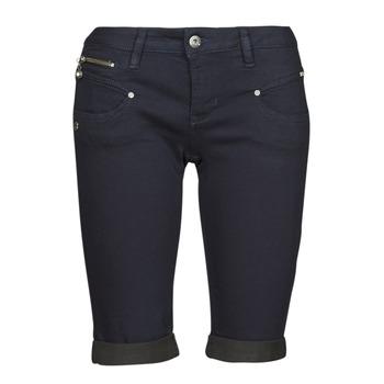 textil Dam Shorts / Bermudas Freeman T.Porter BELIXA Blå