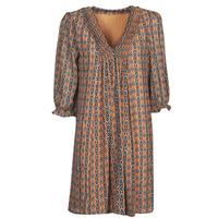 textil Dam Korta klänningar Freeman T.Porter JUNA SAMBA Orange