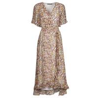 textil Dam Korta klänningar Freeman T.Porter ROLINE GARDEN Flerfärgad