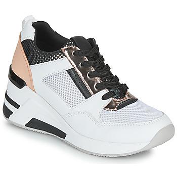 Skor Dam Sneakers Tom Tailor JISEL Silver