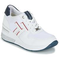 Skor Dam Sneakers Tom Tailor JISEL Vit