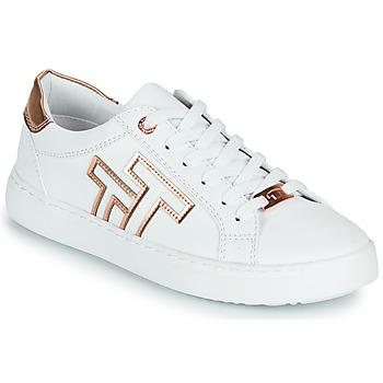 Skor Dam Sneakers Tom Tailor POUCE Vit