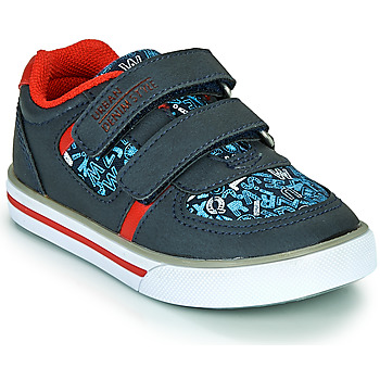 Skor Pojkar Sneakers Chicco FREDERIC Blå / Röd