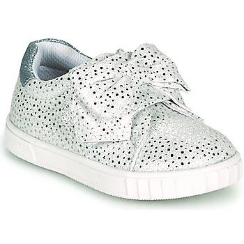 Skor Flickor Sneakers Chicco COLOMBA Silver
