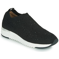 Skor Dam Sneakers Caprice 24700 Svart