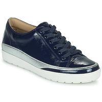 Skor Dam Sneakers Caprice 23654-889 Blå