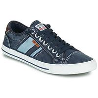Skor Herr Sneakers Dockers by Gerli 42JZ004-670 Blå