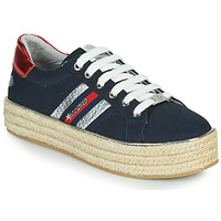 Skor Dam Sneakers Dockers by Gerli 46GV202-660 Blå