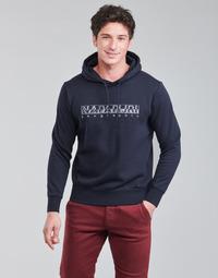textil Herr Sweatshirts Napapijri BALLAR Marin