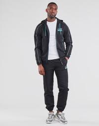 textil Herr Sportoverall Emporio Armani EA7 3KPV02-PNP5Z-1200 Svart