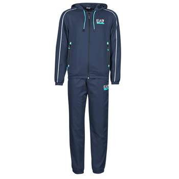 textil Herr Sportoverall Emporio Armani EA7 3KPV02-PNP5Z-1554 Marin