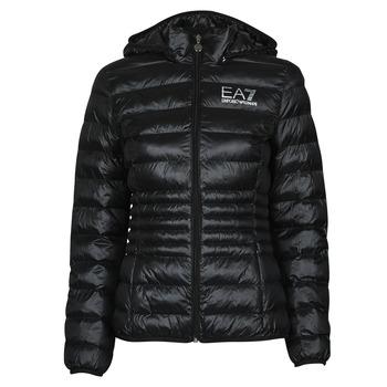 textil Dam Täckjackor Emporio Armani EA7 8NTB23-TN12Z-1200 Svart