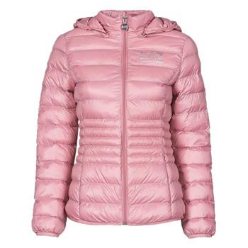 textil Dam Täckjackor Emporio Armani EA7 8NTB23-TN12Z-1436 Rosa