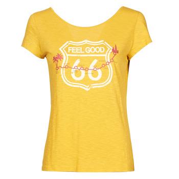 textil Dam T-shirts One Step MILLET Flerfärgad