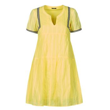 textil Dam Korta klänningar One Step ROYA Gul