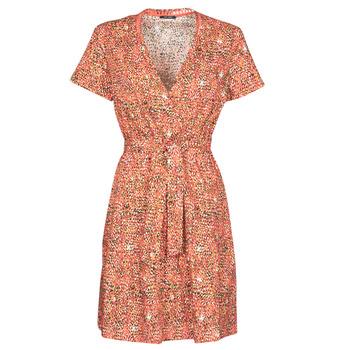 textil Dam Korta klänningar One Step REY Röd