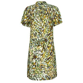 textil Dam Korta klänningar One Step RAINBOW Grön