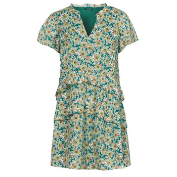 textil Dam Korta klänningar One Step RICA Flerfärgad