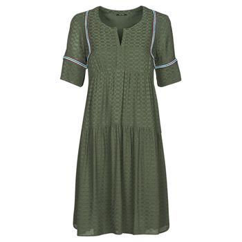 textil Dam Korta klänningar One Step RAFIA Kaki