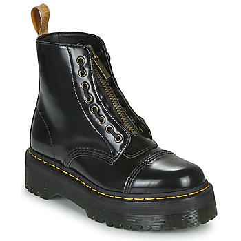 Skor Dam Boots Dr Martens VEGAN SINCLAIR Svart
