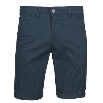 textil Herr Shorts / Bermudas Teddy Smith SHORT CHINO Marin