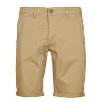 textil Herr Shorts / Bermudas Teddy Smith SHORT CHINO Beige