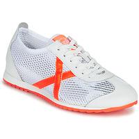 Skor Dam Sneakers Munich OSAKA 456 Vit / Orange