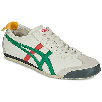 Skor Sneakers Onitsuka Tiger MEXICO 66 Vit / Grön / Röd
