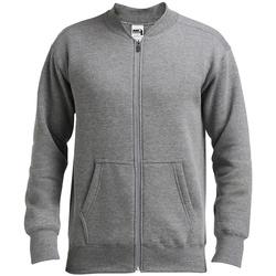 textil Sweatshirts Gildan GH064 Grafit Heather