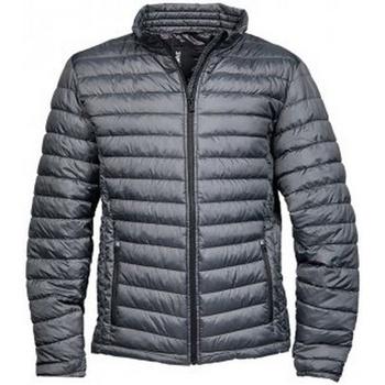 textil Herr Jackor Tee Jays T9630 Rymdgrått