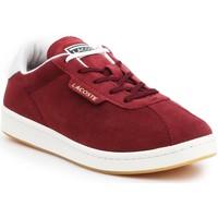 Skor Dam Sneakers Lacoste Masters 319 1 SFA 7-38SFA00032P8 burgundy