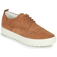 Skor Dam Sneakers Geox D BREEDA Brun