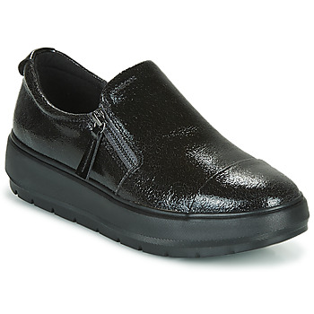 Skor Dam Sneakers Geox D KAULA Svart