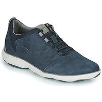 Skor Herr Sneakers Geox U NEBULA Blå