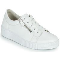 Skor Dam Sneakers Gabor 6333421 Vit
