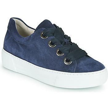 Skor Dam Sneakers Gabor 6646446 Marin