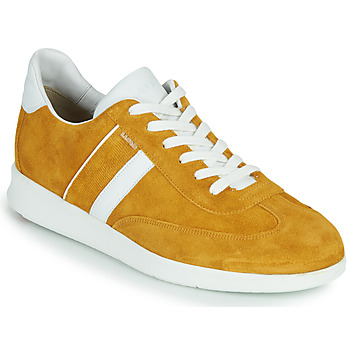 Skor Herr Sneakers Lloyd BURT Senapsgul