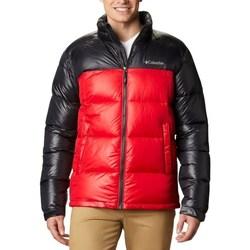 textil Herr Täckjackor Columbia Pike Lake Jacket Svarta, Röda