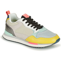Skor Dam Sneakers HOFF MIAMI Vit / Gul
