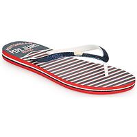Skor Dam Flip-flops Pepe jeans RAKE SAILOR Blå / Vit / Röd
