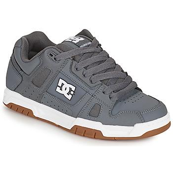Skor Herr Skateskor DC Shoes STAG Grå