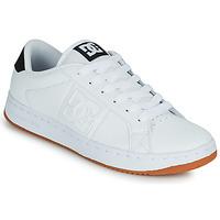 Skor Herr Skateskor DC Shoes STRIKER Vit / Svart