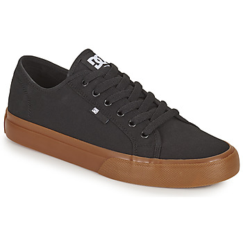 Skor Herr Skateskor DC Shoes MANUAL Svart