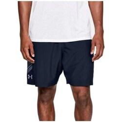 textil Herr Shorts / Bermudas Under Armour Woven Graphic Shorts Grenade
