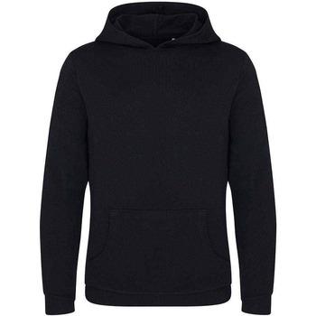 textil Herr Sweatshirts Ecologie EA040 Svart